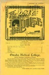 OMC Pulse, Volume 04, No. 1, 1900 by Omaha Medical College