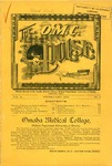 OMC Pulse, Volume 04, No. 5, 1901 by Omaha Medical College