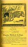 OMC Pulse, Volume 04, No. 6, 1901 by Omaha Medical College