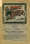 OMC Pulse, Volume 05, No. 1, 1901 by Omaha Medical College