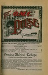 OMC Pulse, Volume 05, No. 3, 1901 by Omaha Medical College