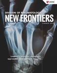 Division of Rheumatology New Frontiers