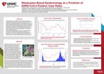 Wastewater-Based Epidemiology as a Predictor of SARS-CoV-2 Positive Case Rates