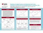 Synthesis of Indole-3-Acetic Acid Derivatives and a Urea Carboxylic Acid Derivative by Propylphosphonic Anhydride (T3P)