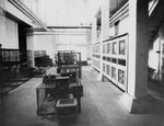 North Laboratory (Poynter Hall) Animal Room