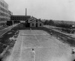 University Hosptial, Tennis Court