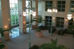 Durham Oupatient Center Atrium