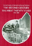 The University of Nebraska College of Medicine, The Second Century: The First Twenty Years, 1980-2000 by F Miles Skultety