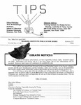 TIPS, Volume 26, No. 4, 5 & 6, 2006/2007