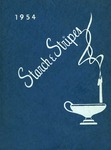 Starch and Stripes, 1954 by Margaret Christensen