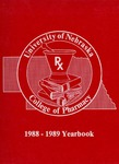 College of Pharmacy Yearbook, 1988-1989