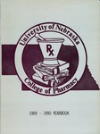 College of Pharmacy Yearbook, 1989-1990